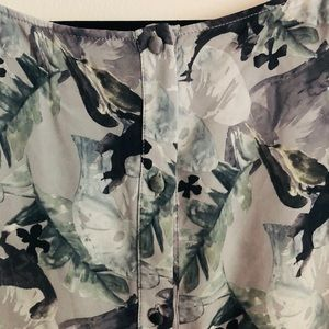 7ce42a221d609 torrid Tops | Jurassic World Abbey Georgette Button Back | Poshmark
